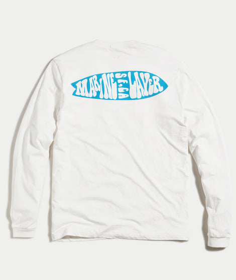 Barreled Longsleeve Graphic