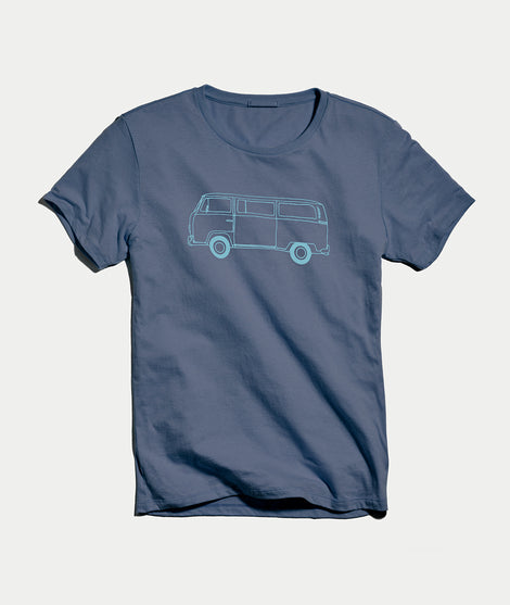 Bus Graphic Tee