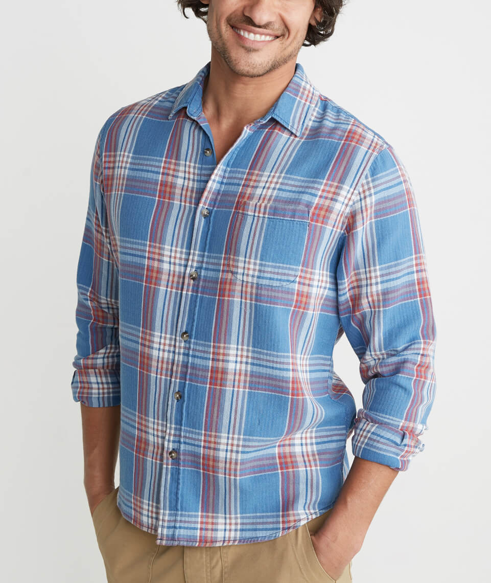 Steiner Button Down