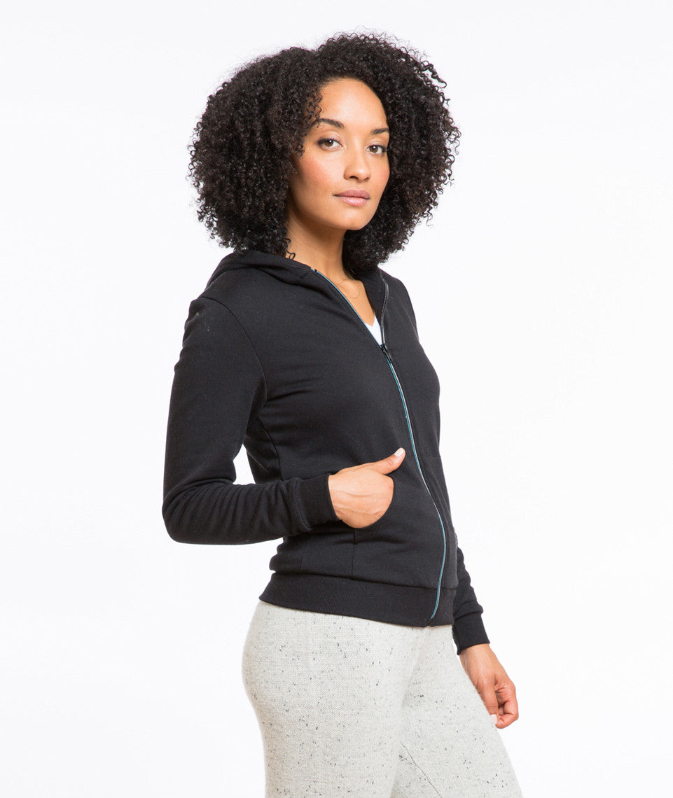 Sanford Lined Active Hoodie