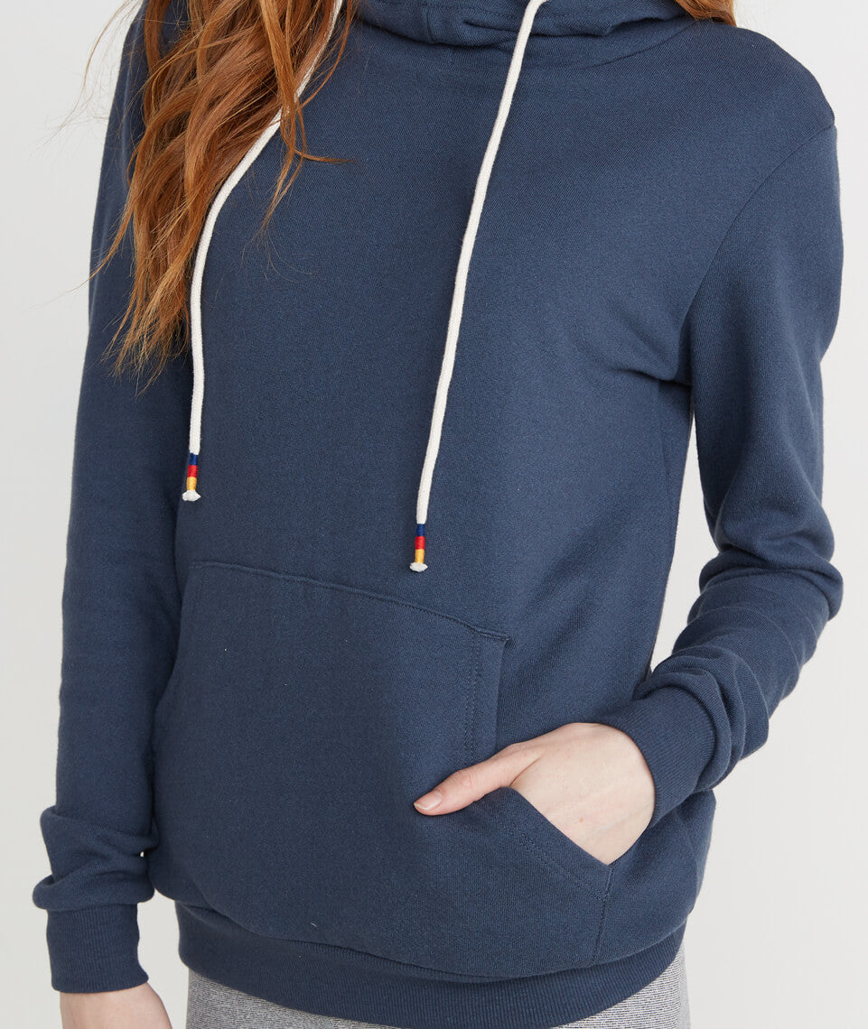 Lincoln Cowlneck Hoodie