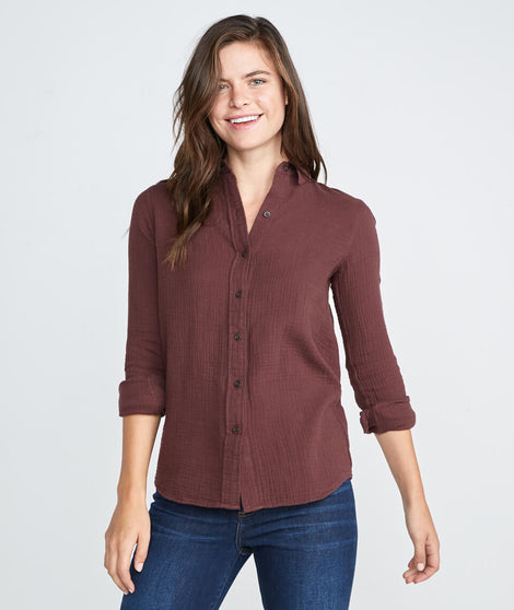 Delilah Button Down
