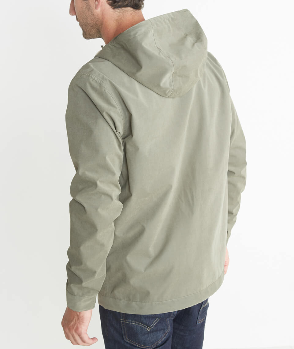 Alta Shell in Worn Olive