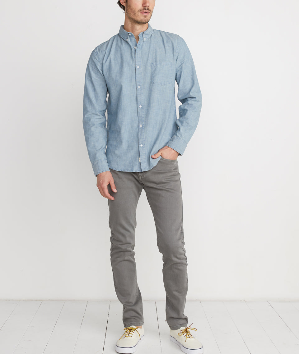 Fulton Button Down