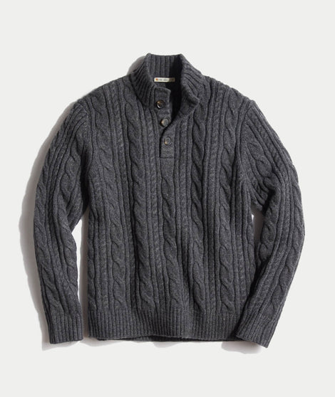 Hayes Fisherman's Sweater