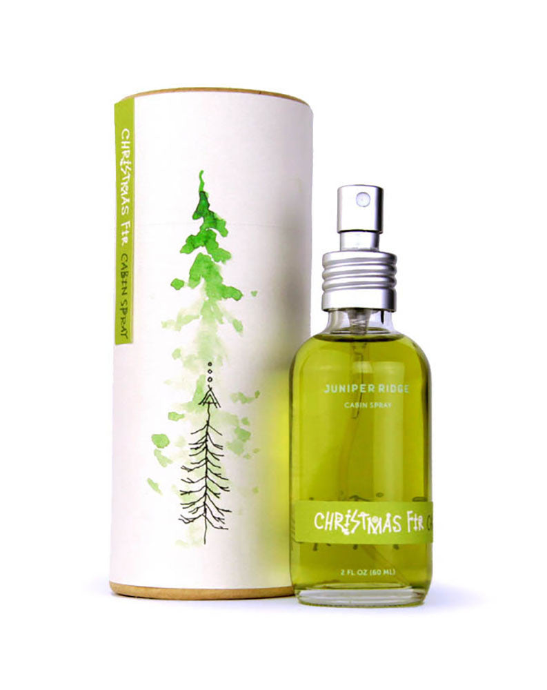 Juniper Ridge - Cabin Spray - Christmas Fir