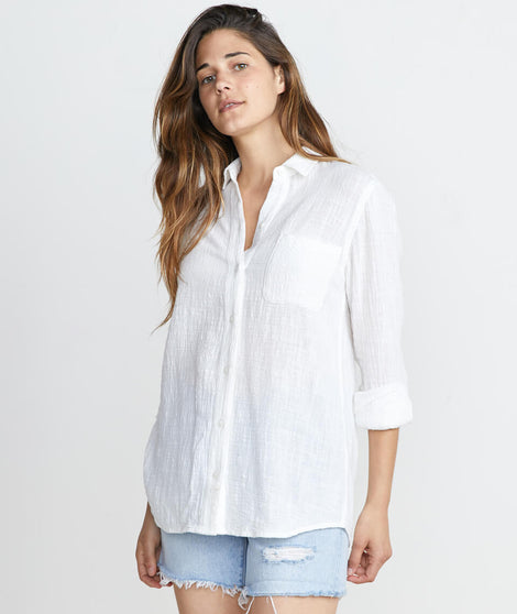 June Button Down