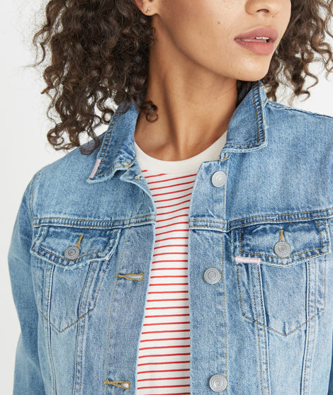 Kate Denim Jacket