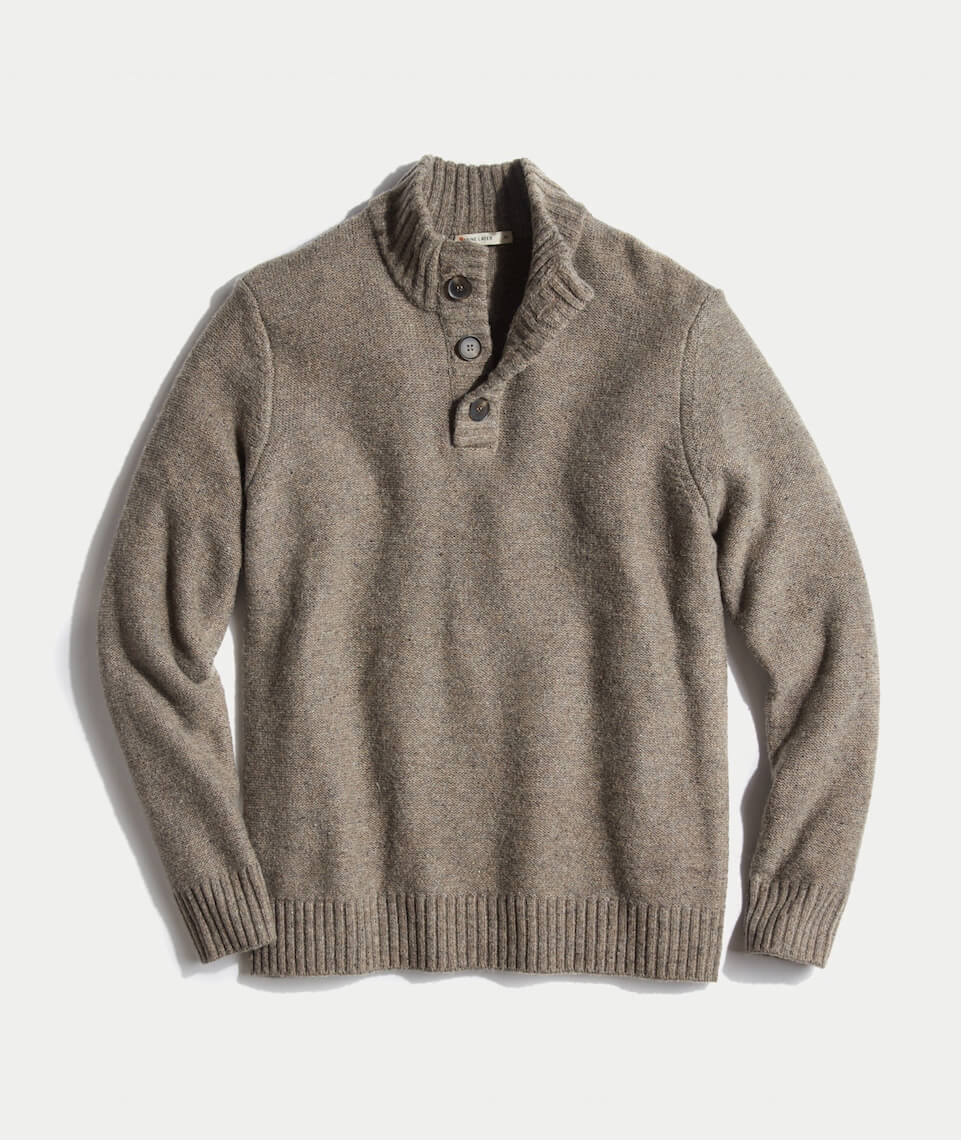 Logan Fisherman's Sweater