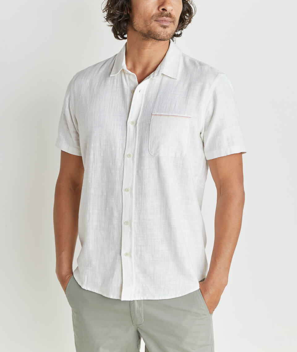 Miles Button Down