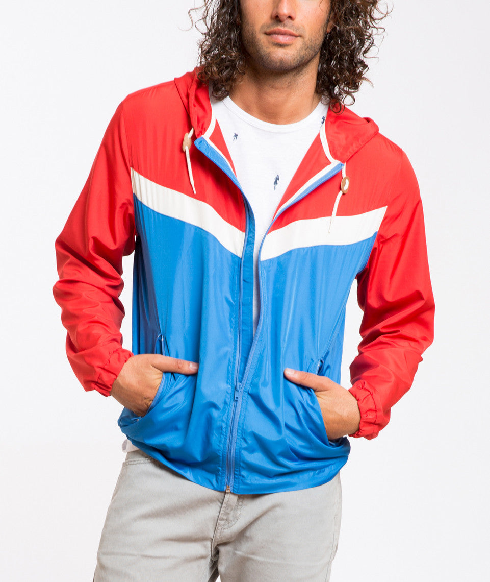 The Ridge Windbreaker