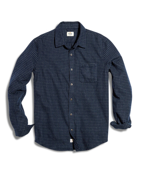Harris Flannel Button Down