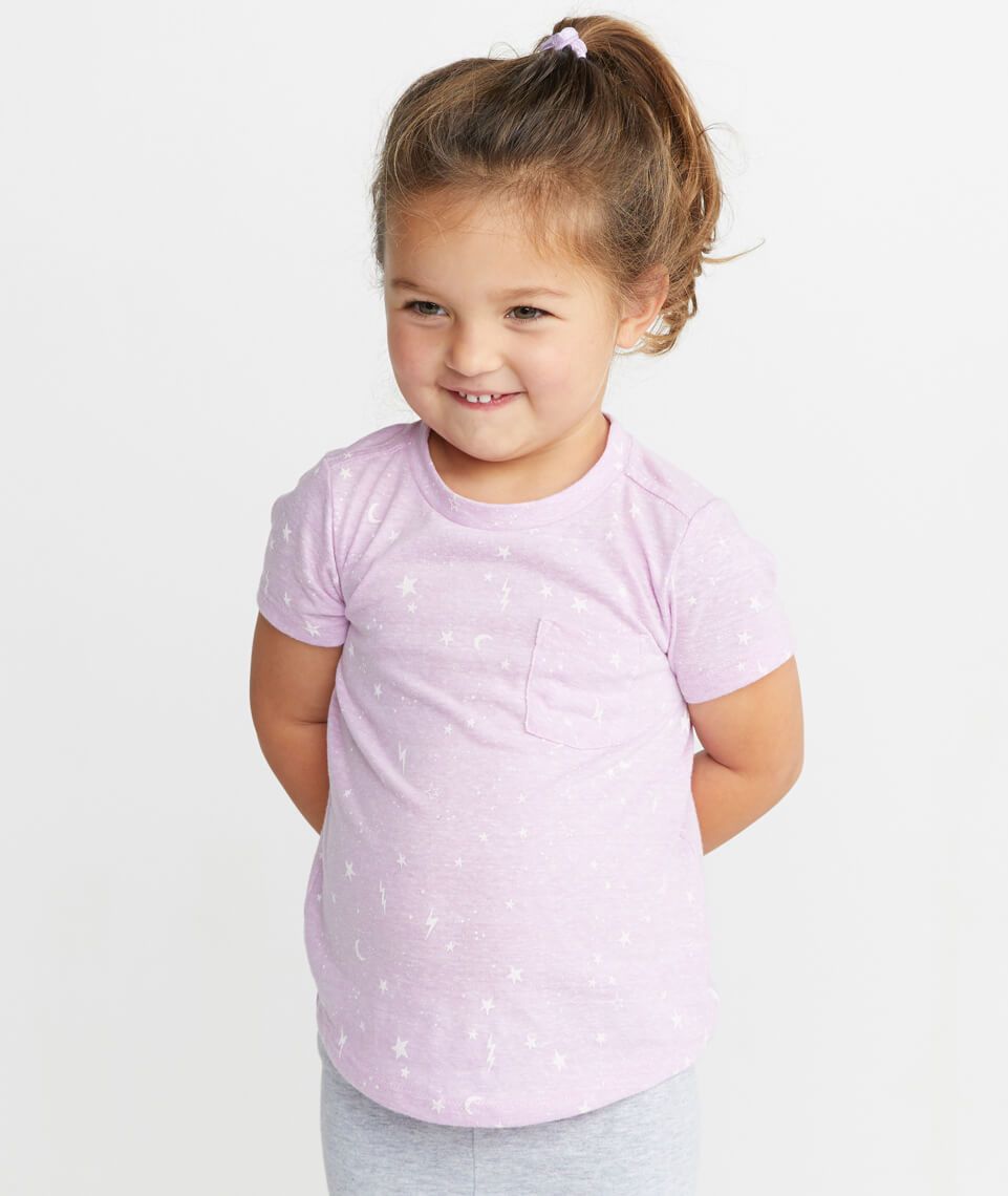 Starry Pocket Crew in Smoky Grape