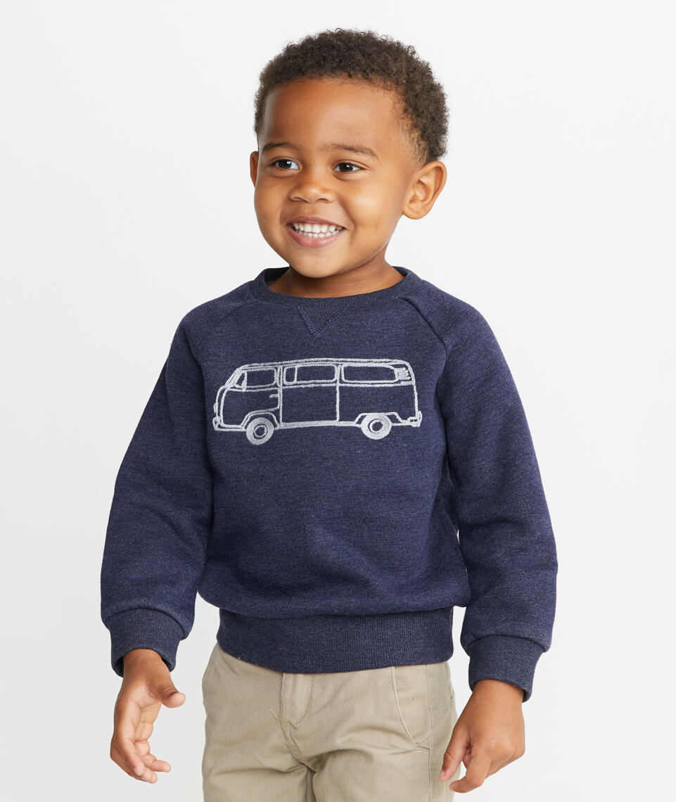 Mini Bus Crewneck