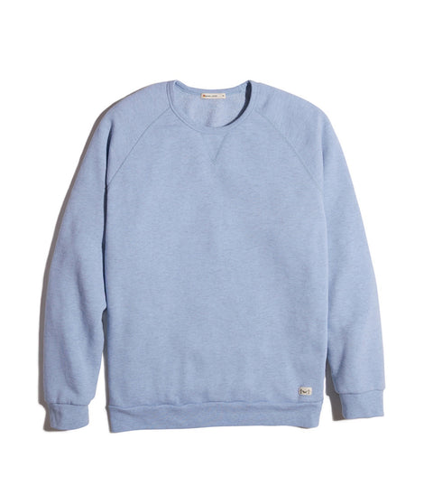 Men's Custom Dyed Sherpa Crew Pullover