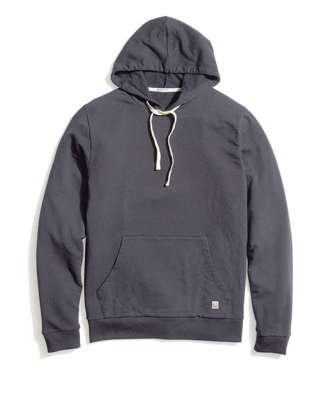 Men's Sunset Pullover Hoodie in Asphalt Grey