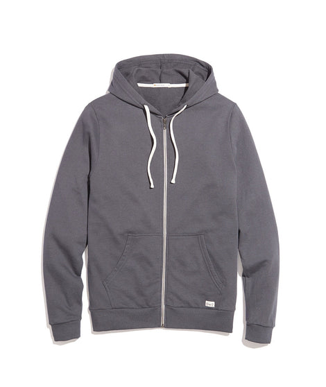 Men's Afternoon Hoodie in Asphalt Grey