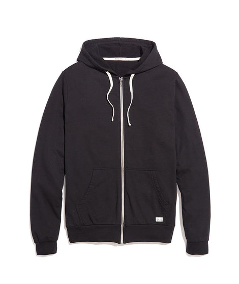 Men's Afternoon Hoodie in Black