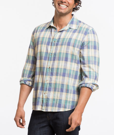 Gustavo Button Down