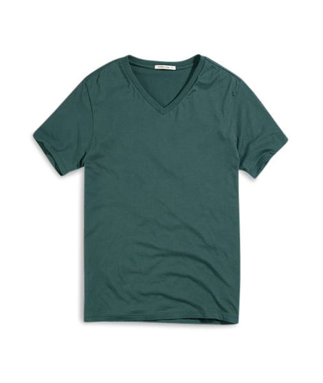 Men's Custom Dyed Signature V-Neck