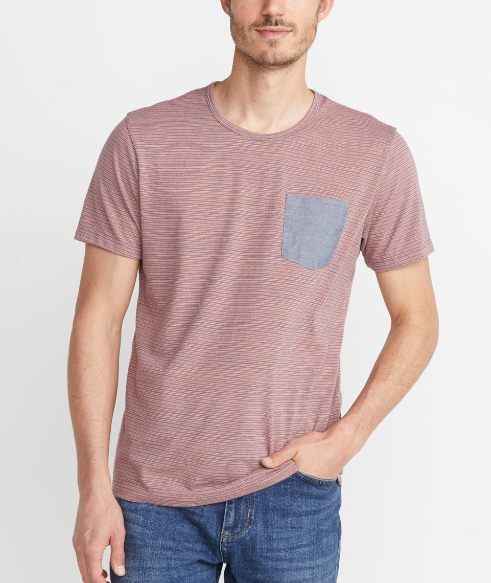 Ortega Pocket Tee