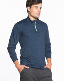 RISE Quarter Zip - Navy