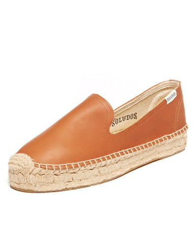 Soludos - Platform Smoking Slipper