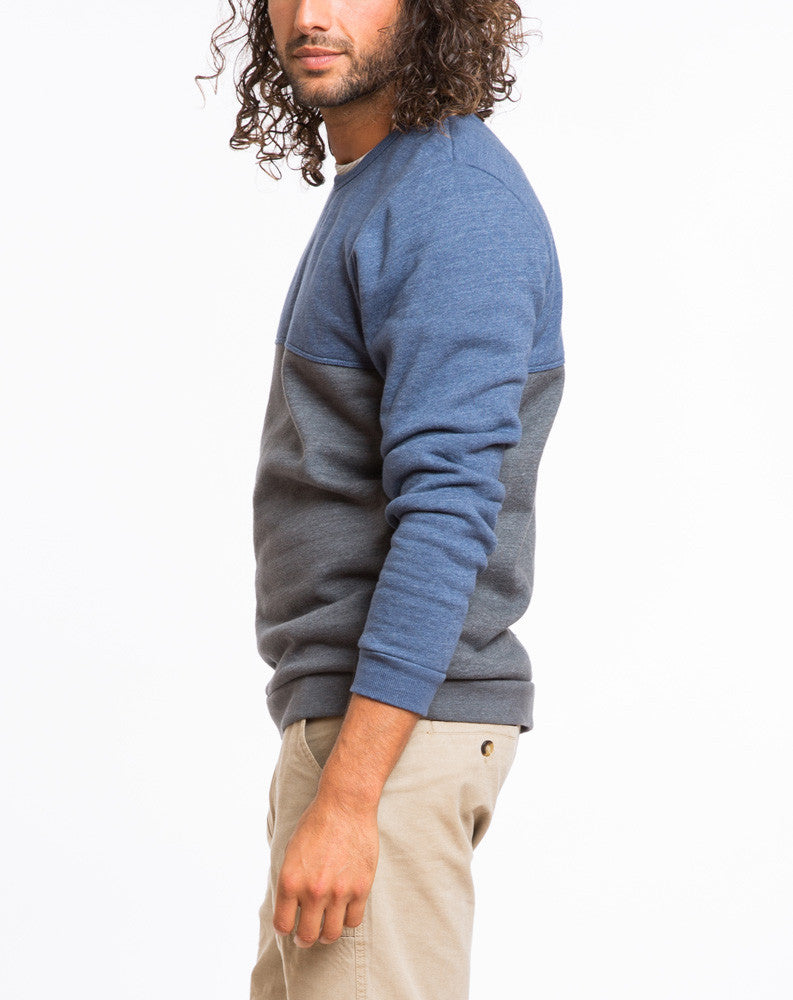Moran Colorblock Sweatshirt
