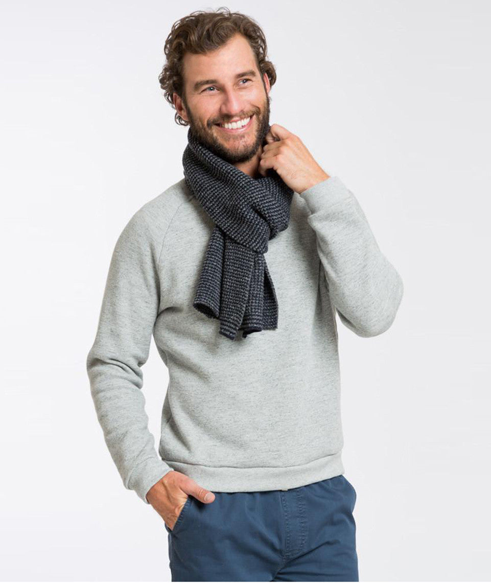 Boyd Sweater Knit Scarf