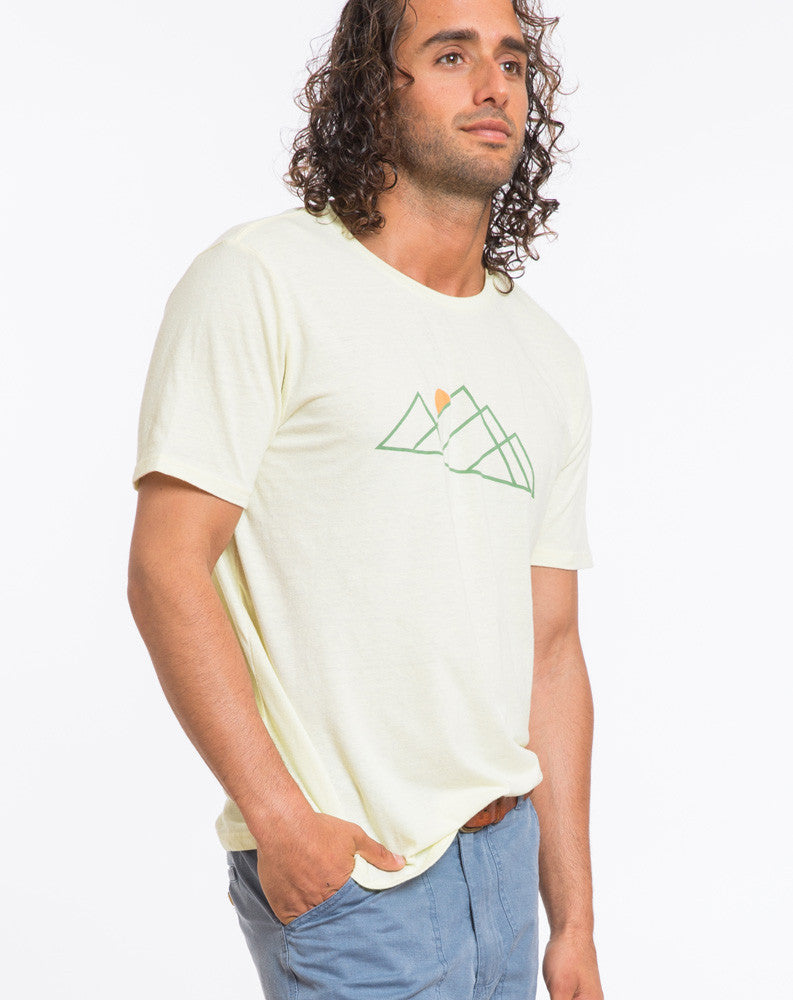 Mountain Outline Graphic Tee