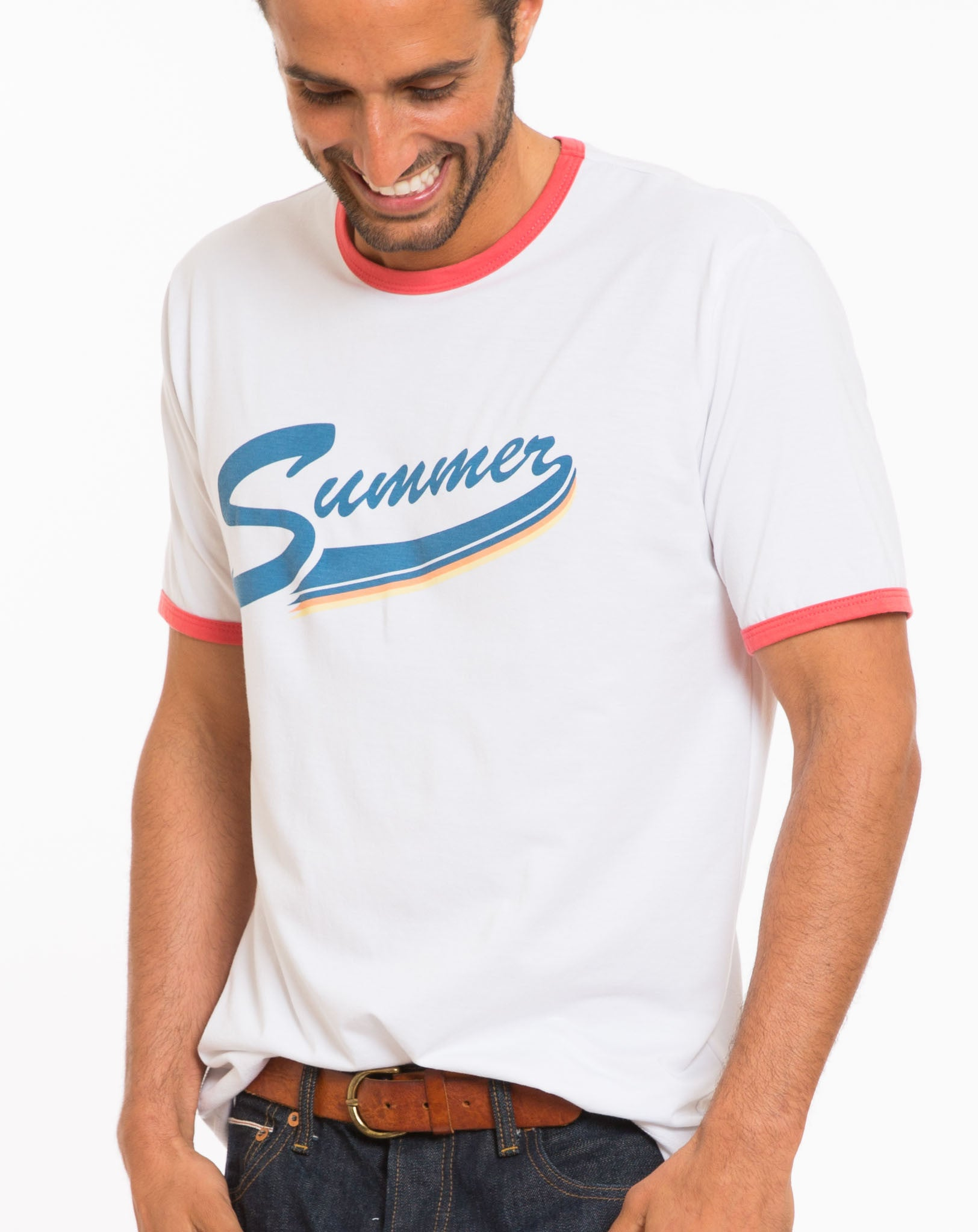 Summertime Graphic Tee