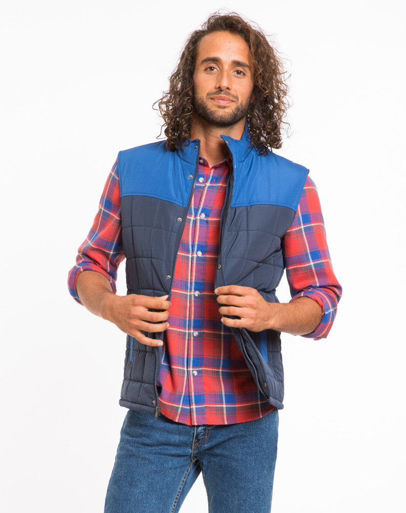 Knowlton Quilted Vest
