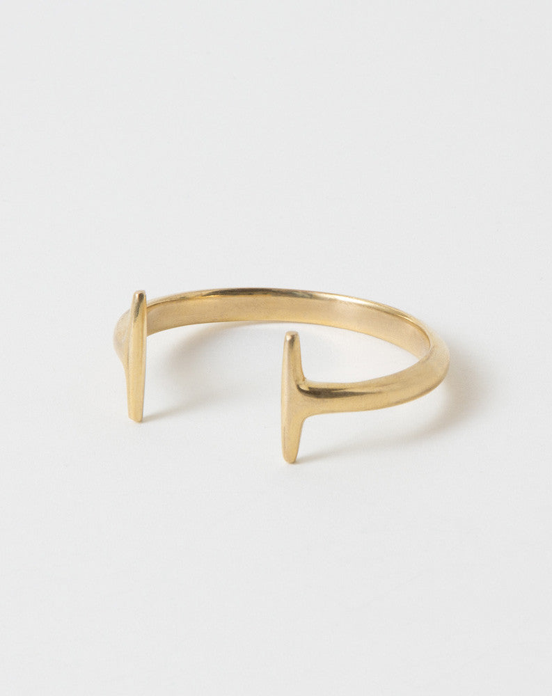 Soko Double Bar Cuff