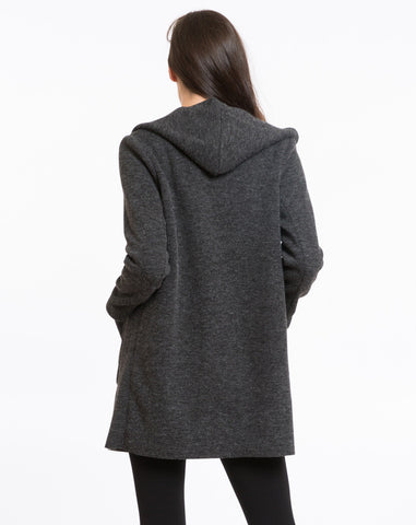 Hooded Charleston Jacket