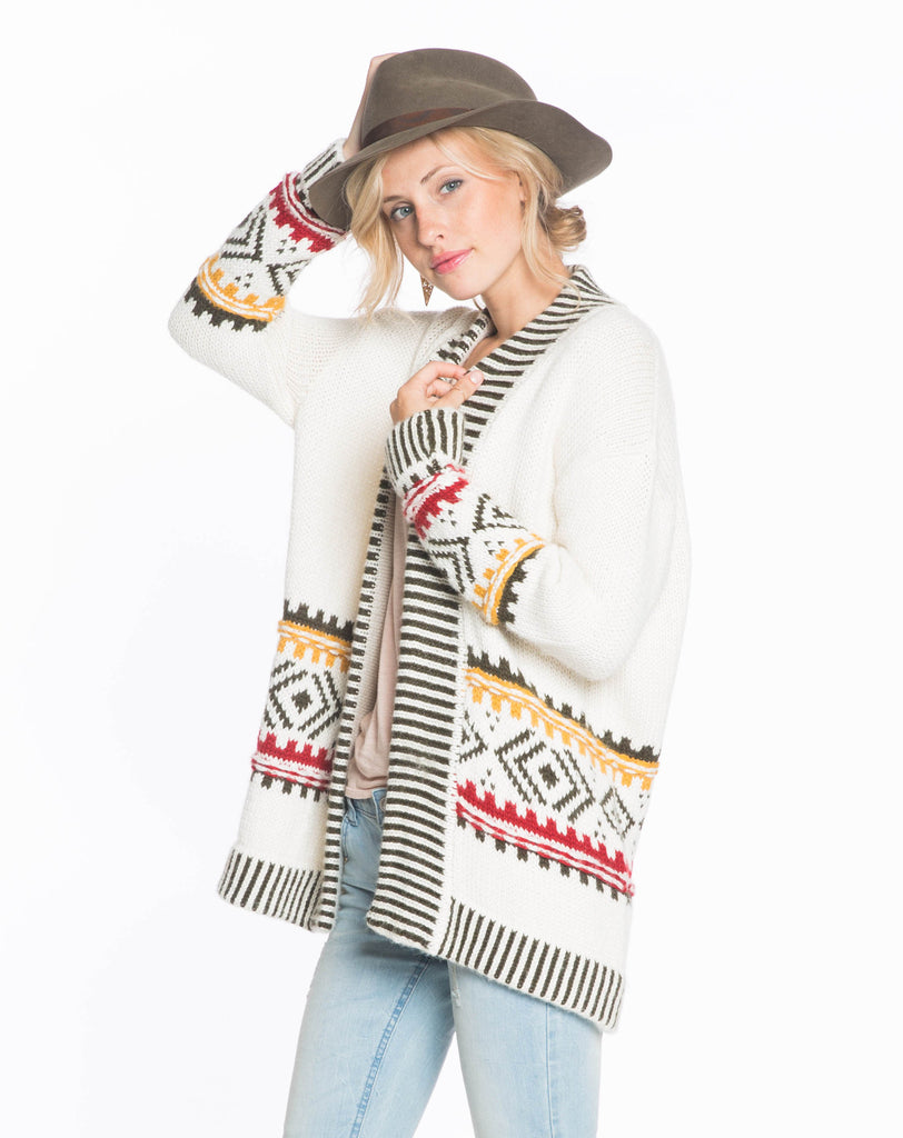 The Hildy Cardigan