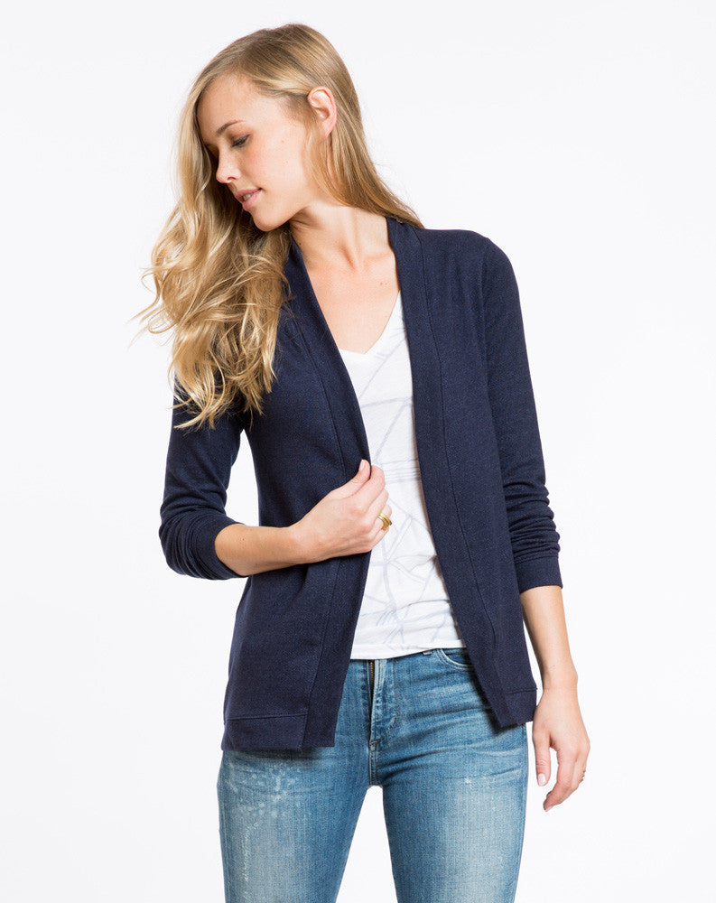 Shawnee Open Cardigan