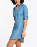 The Farrah Shirt Dress