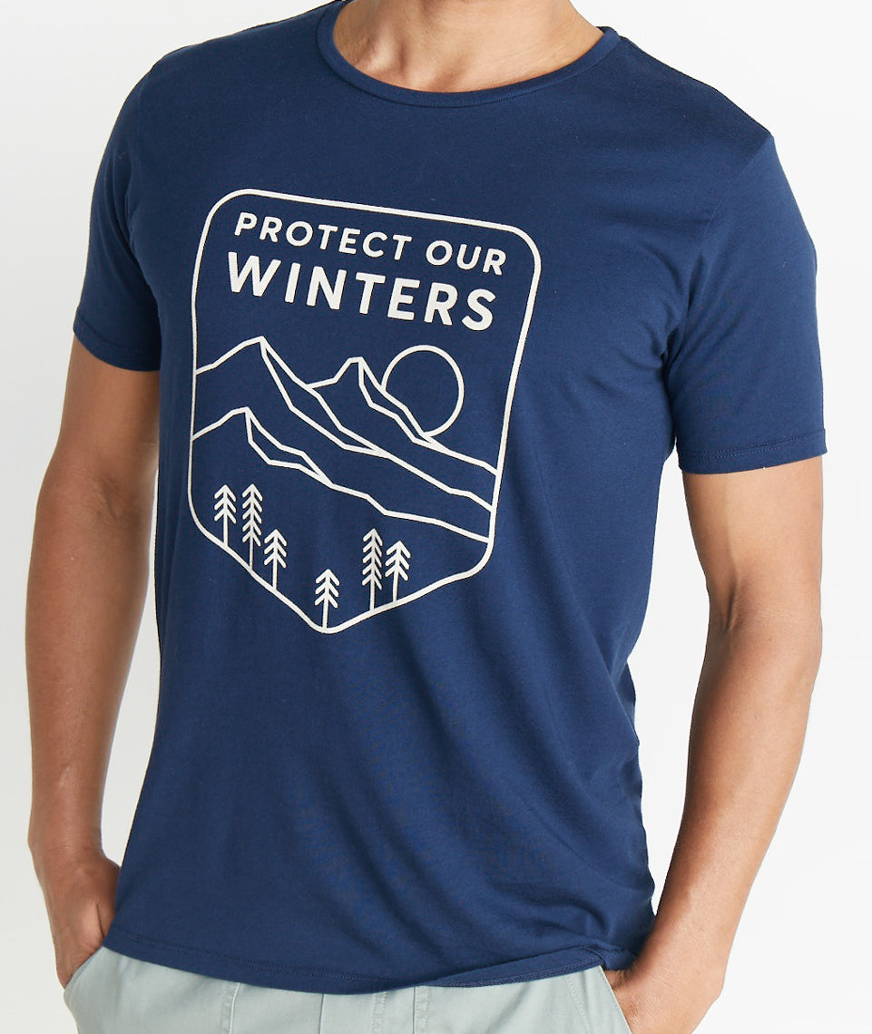 Guys Protect Our Winters Tee