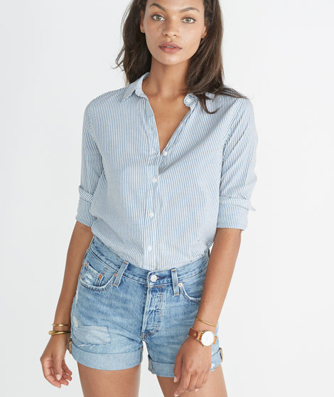 Penelope Button Down