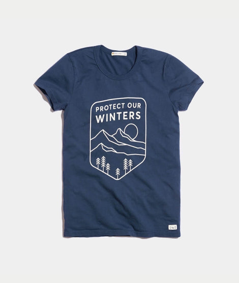 Gals Protect Our Winters Tee
