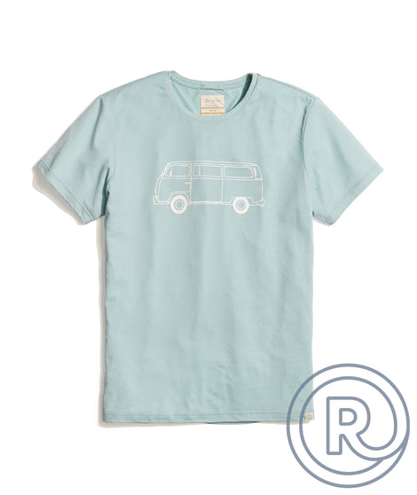 Re-Spun Bus Tee