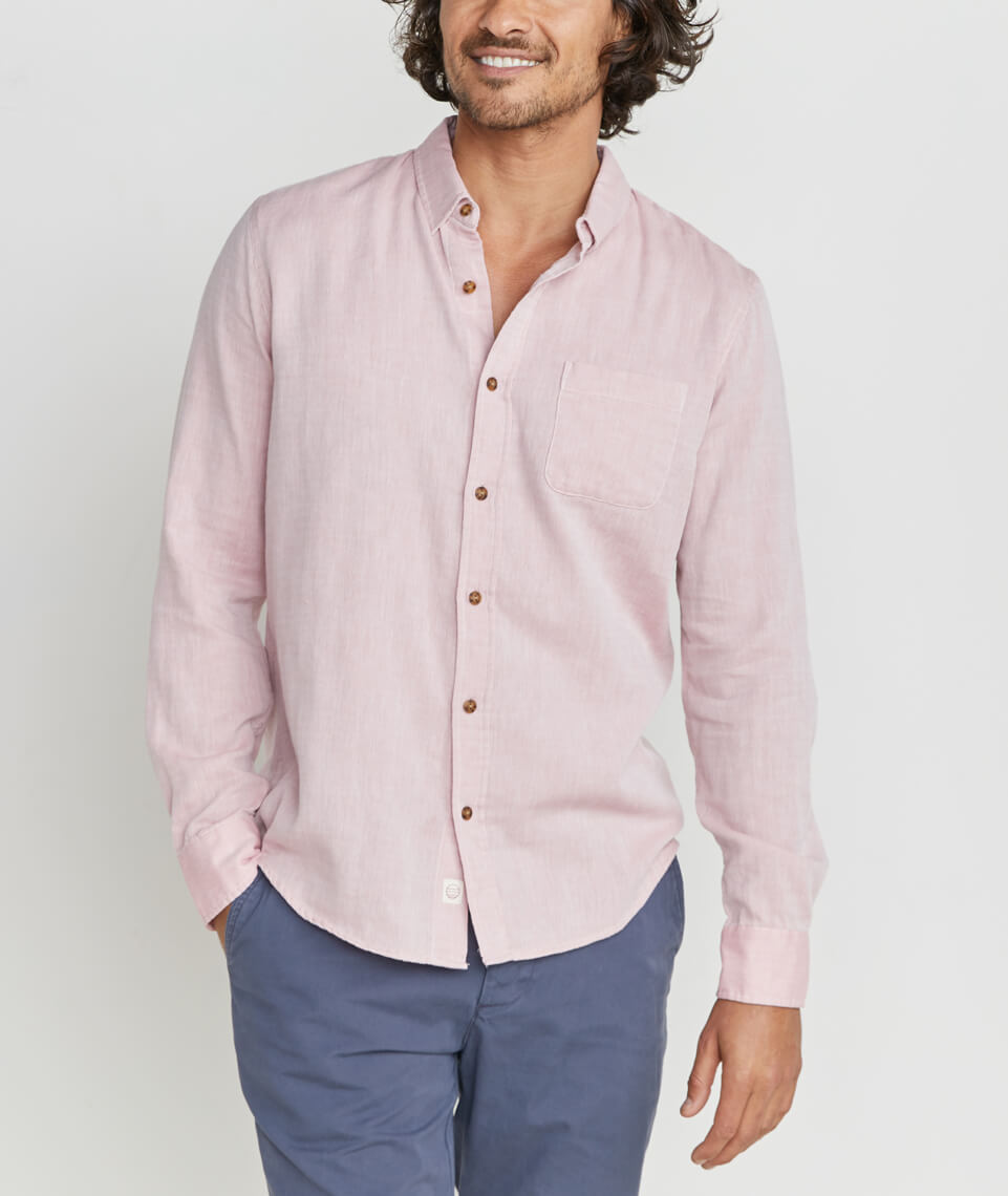 Montgomery Button Down