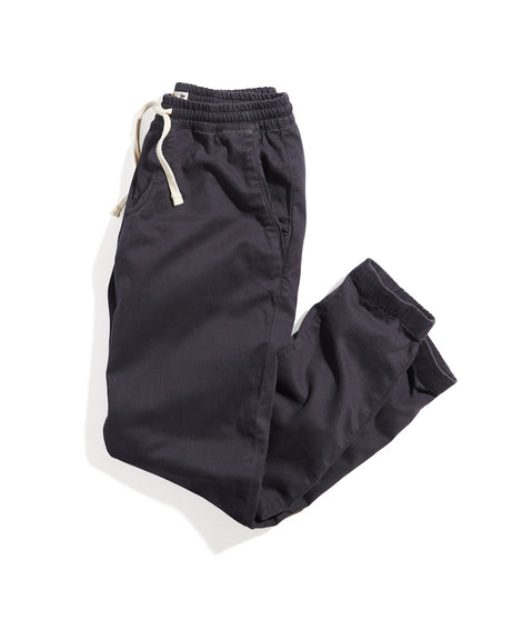 Saturday Jogger Slim Fit in Faded Black
