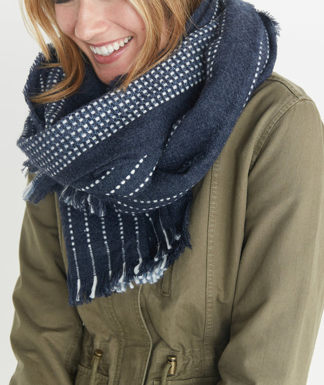 Stitch Scarf - Gals
