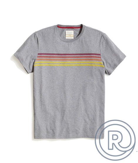 Re-Spun Sunset Tee