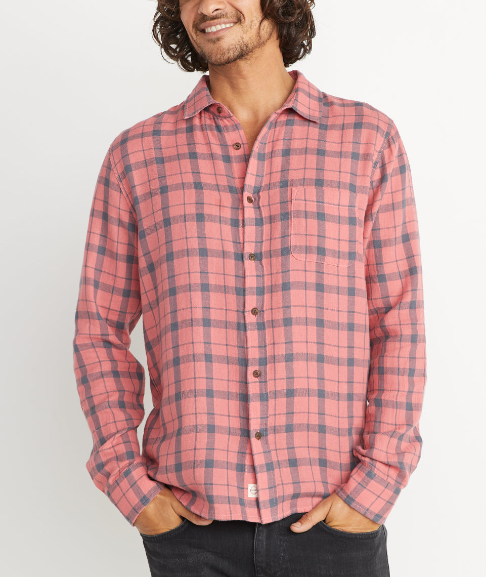 Hillside Button Down