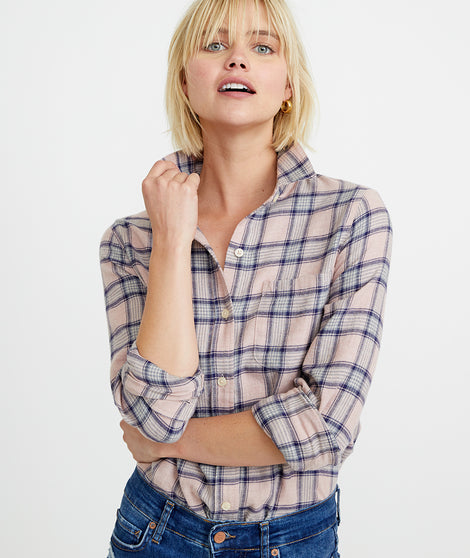 Natalie Button Down