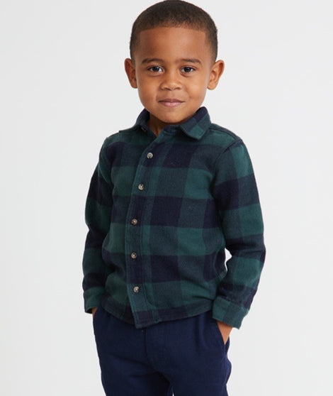 Brayden Button Down