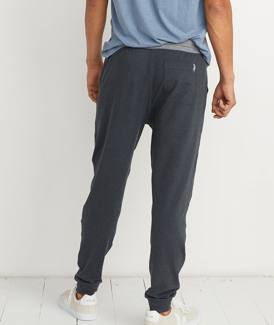 Yoga Jogger in Dark Grey