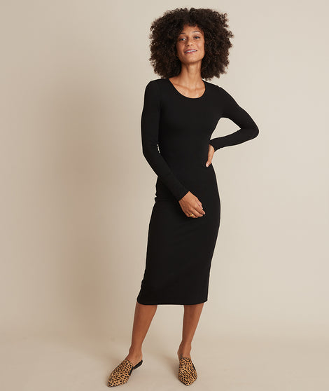 Lexi Longsleeve Midi Dress